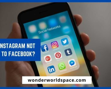 Why is Instagram not Post to Facebook
